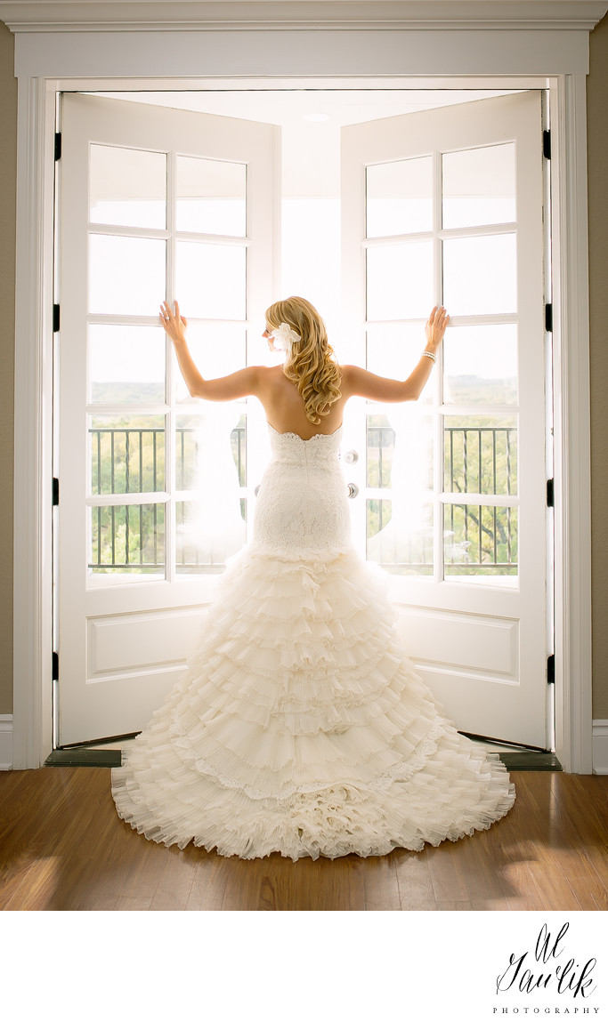 Texas Wedding Natural Light Glorious White