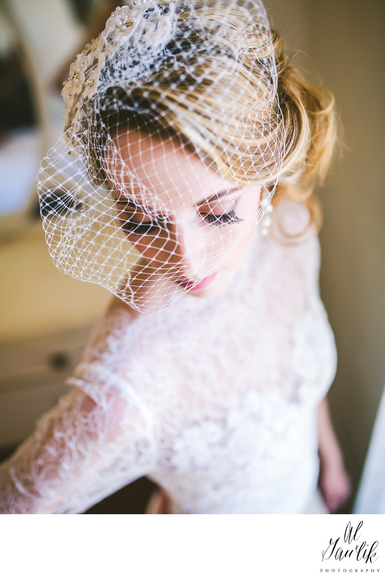 Charming Antique Style Bridals