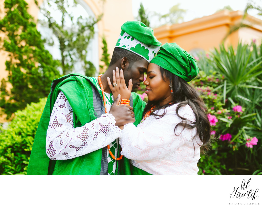 Traditional African Wedding