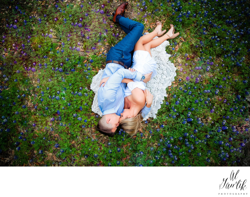 Bluebonnet Engagement