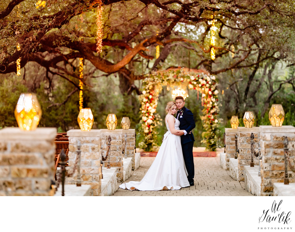 Sacred Oaks Wedding Photographer