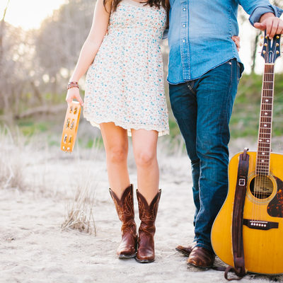Texas Engagement song is over tune lingers on forever