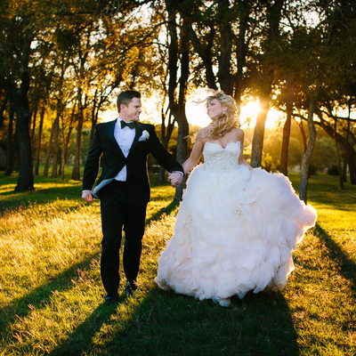 Dripping Springs Wedding Photographer frames with shade