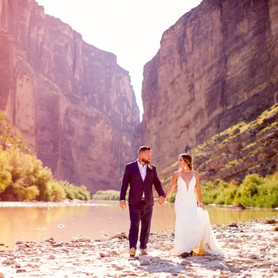 Big Bend Elopement