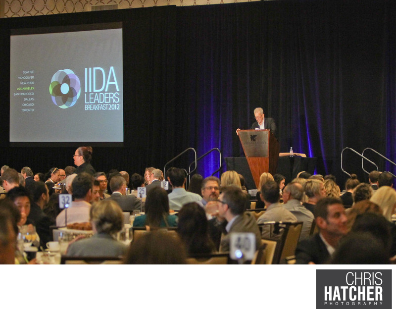 2012 IIDA Leaders Breakfast