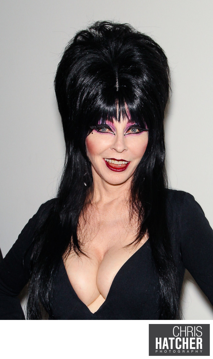 Cassandra Peterson burlesque