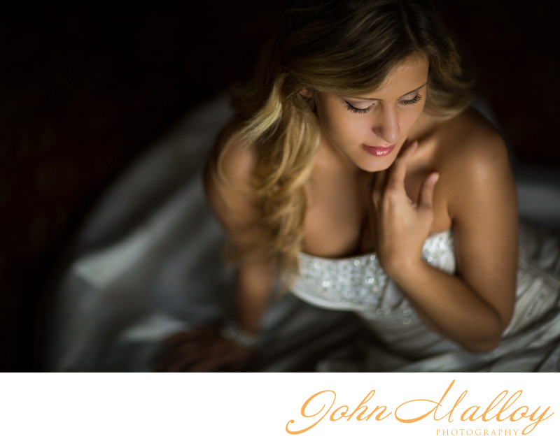Bridal Portrait Crowne Plaza Hotel Philadelphia