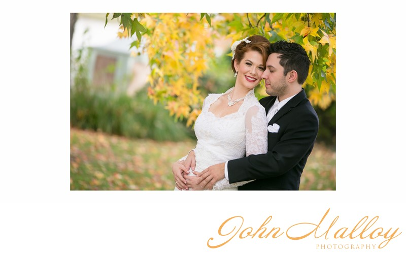 Elegant Bridal Portrait, Groom Holding Bride