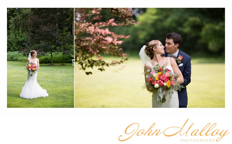 Natural, Outdoor Wedding Portraits, Stone Mill Inn