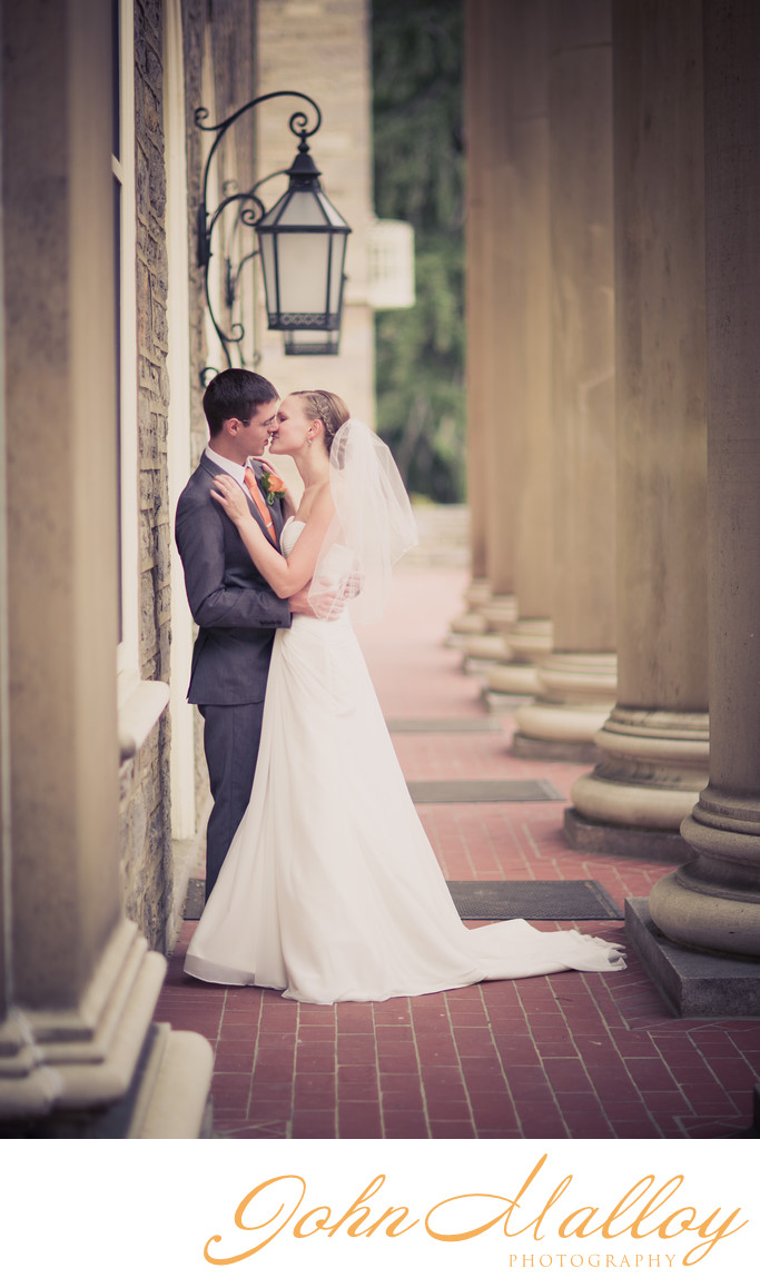 Elegant Wedding Portrait in State College PA