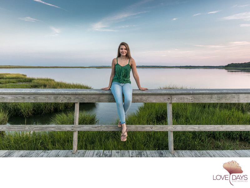 Eastham High School Senior Session