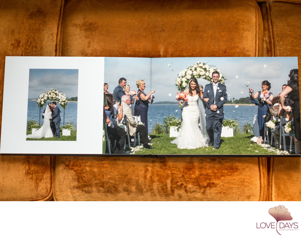 Stunning Wedding Albums by LoveDays