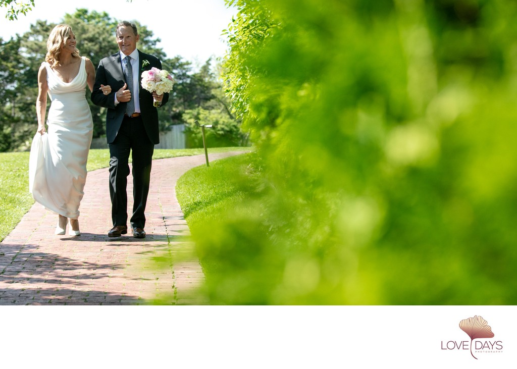 A Cape Cod Wedding First Look