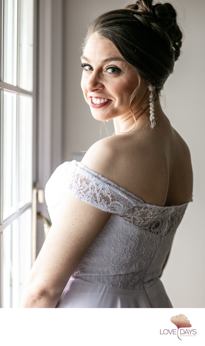 CBI Bridal Portrait