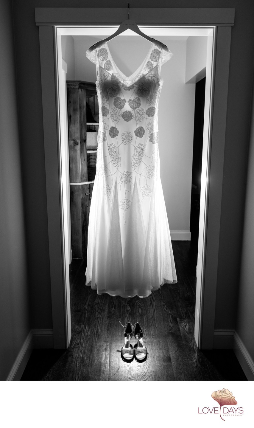 CBI Wedding Dress