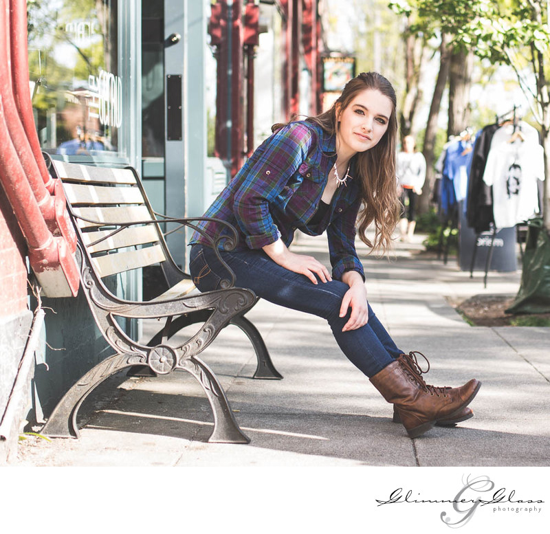 Urban Senior Session