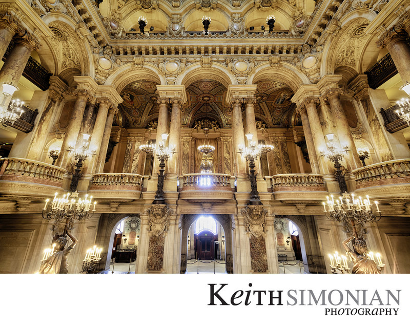 Paris Opera House - Palace Garnier - Paris France