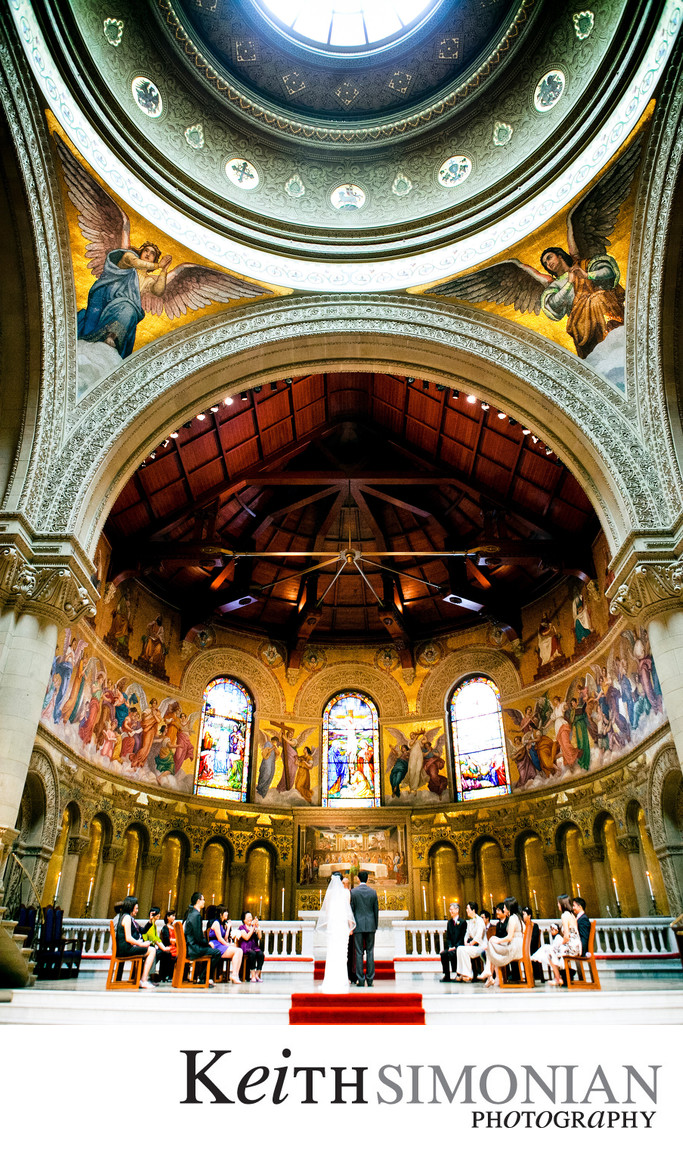 Stanford Memorial Church Photographer