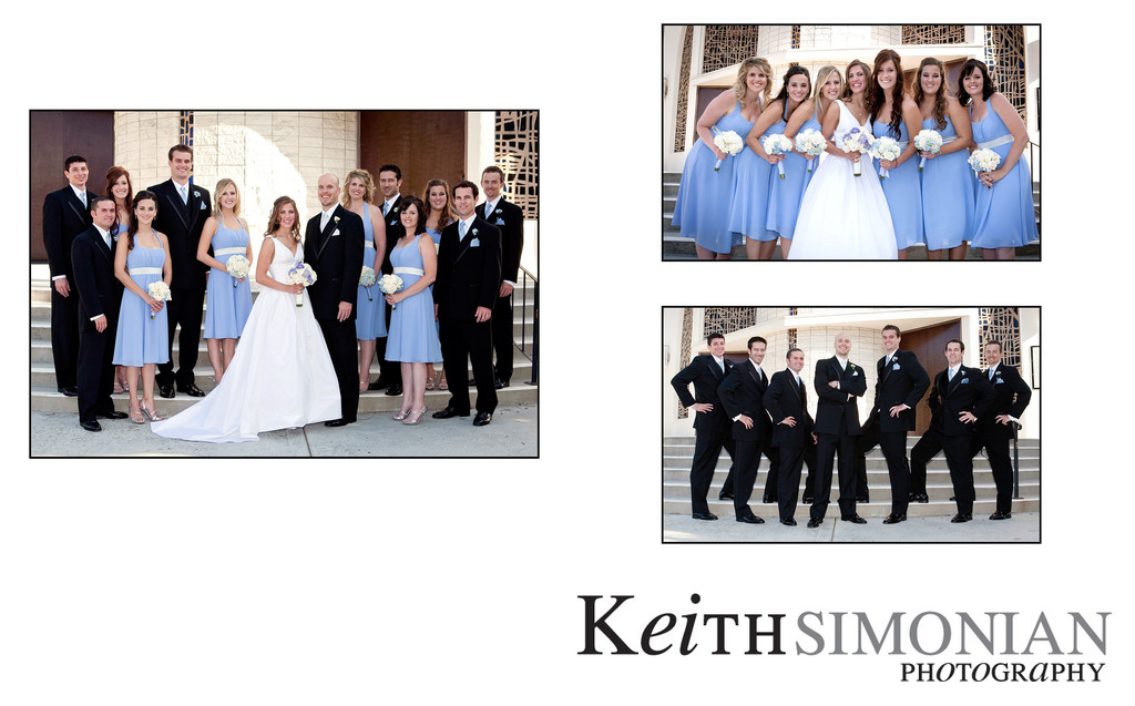Bridal Party Wedding Photographer