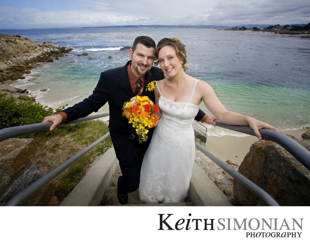 Lovers Point Wedding