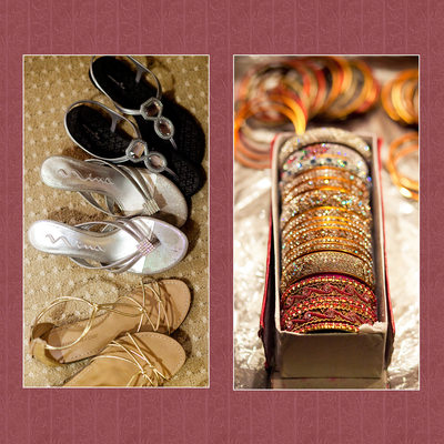 Gold Jewelry for South Asian Wedding