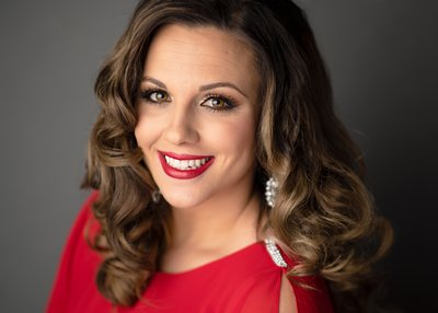 Louisiana Makeup artist branding and business headshots