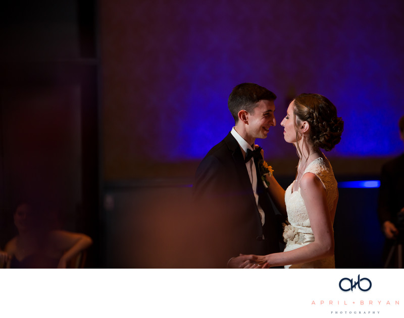 Wedding Photography At Lancaster Marriott