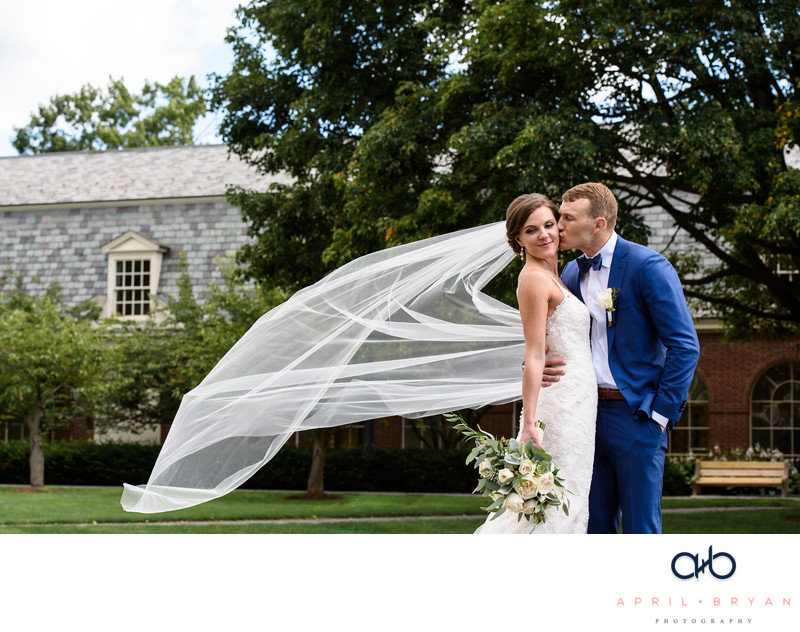 Rooke Chapel Bucknell University Wedding Photographer