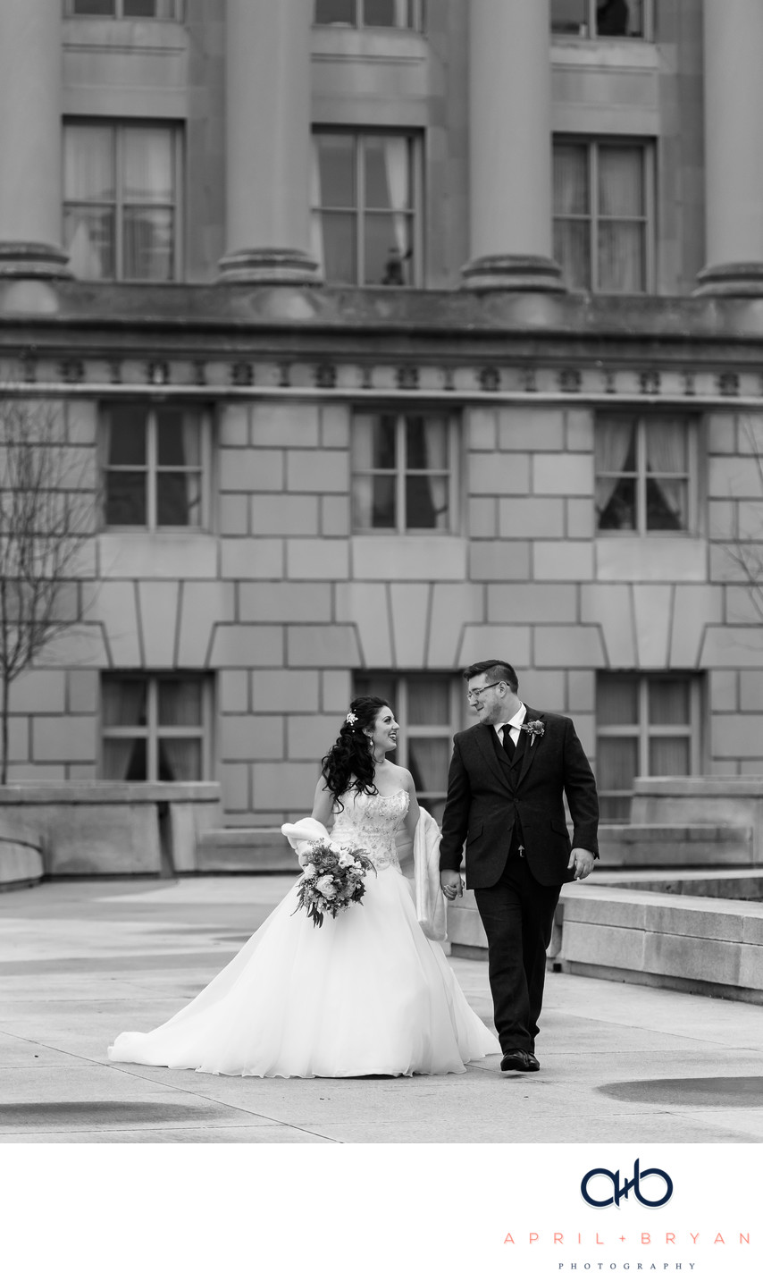 Pennsylvania State Capitol Wedding Photographers
