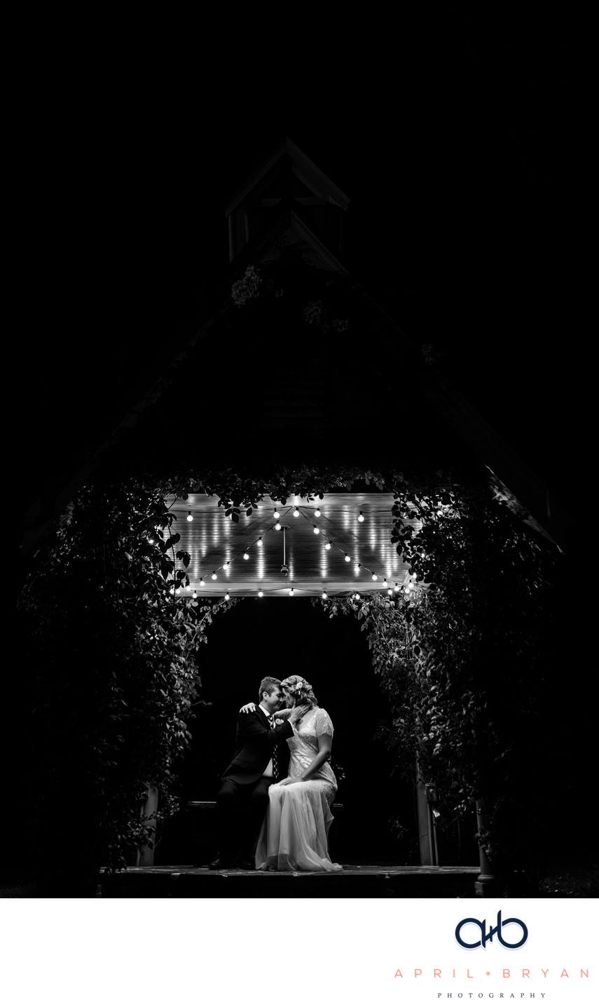 Wedding Photographer Moonstone Manor