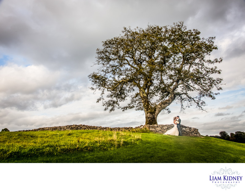 Castle Dargan Hotel Wedding Photography