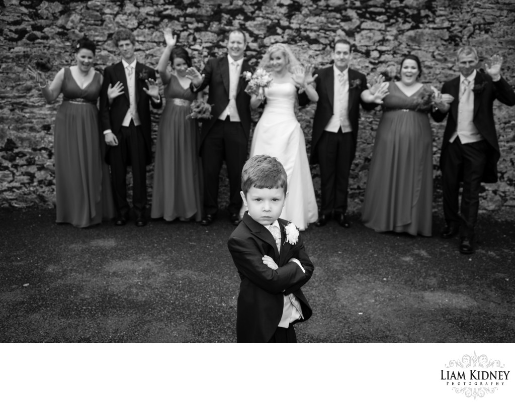 Oriel House Wedding, Cork, Ireland