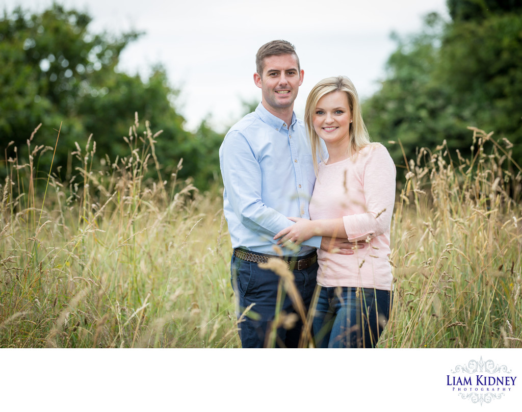 Engagement Photography in Westmeath