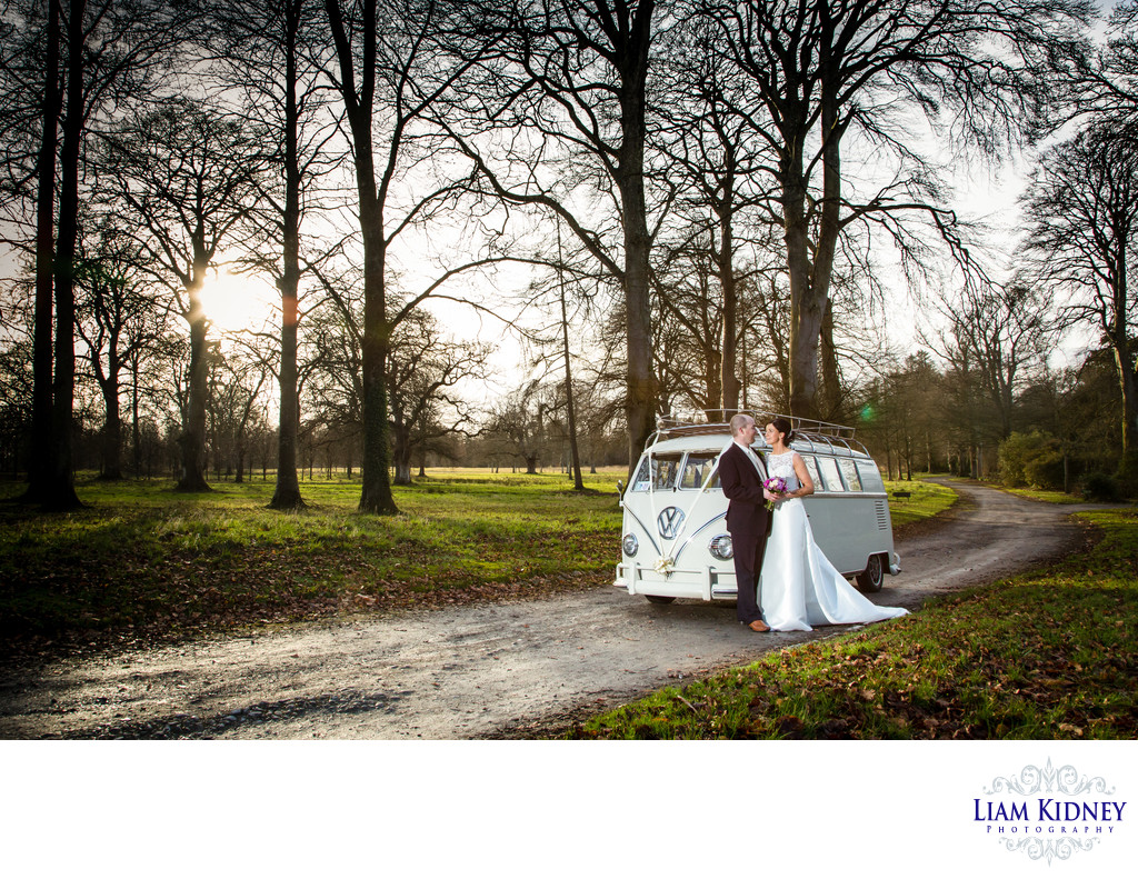 Birr Castle Wedding Photography
