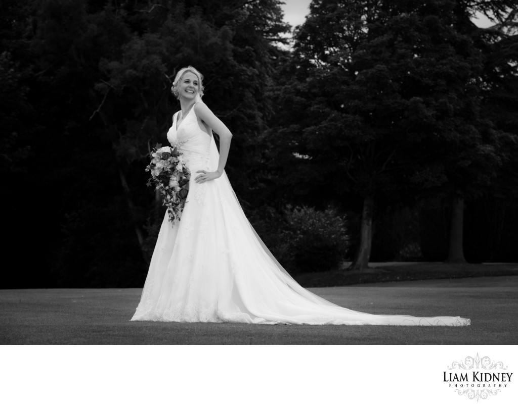 Carton House Hotel Wedding