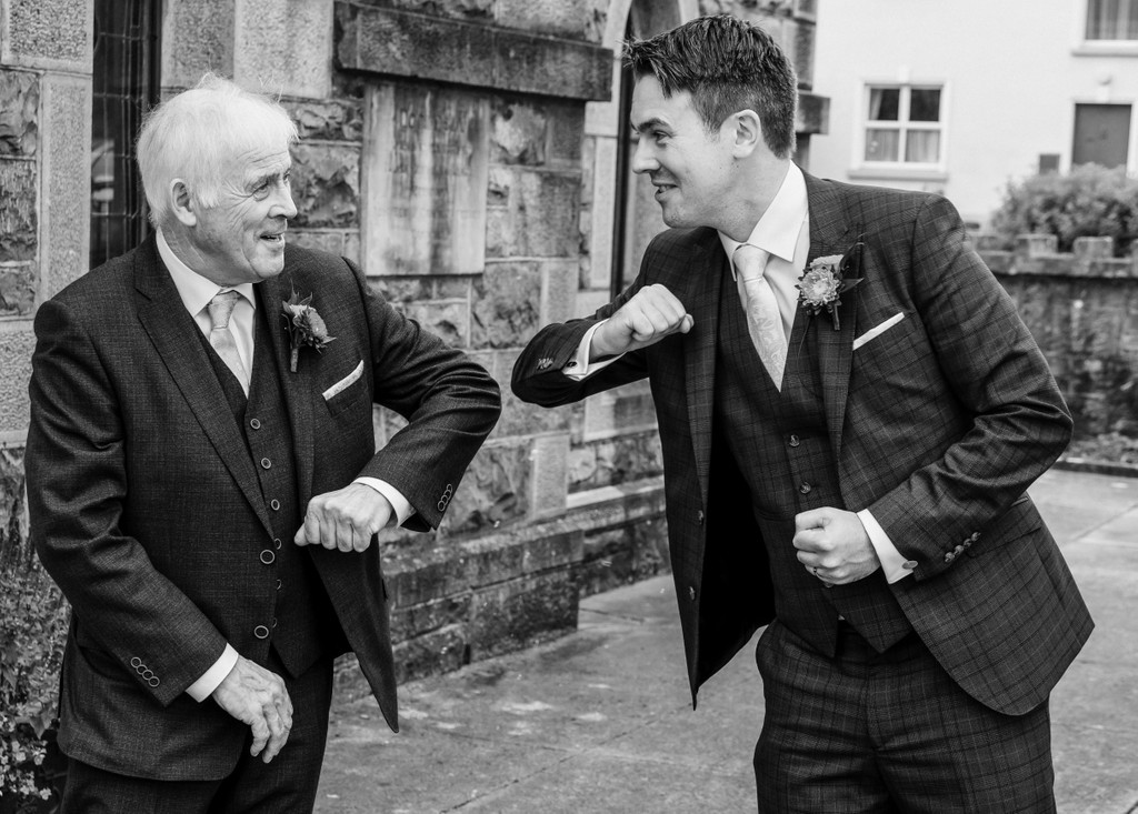 Candid Irish Wedding Photography