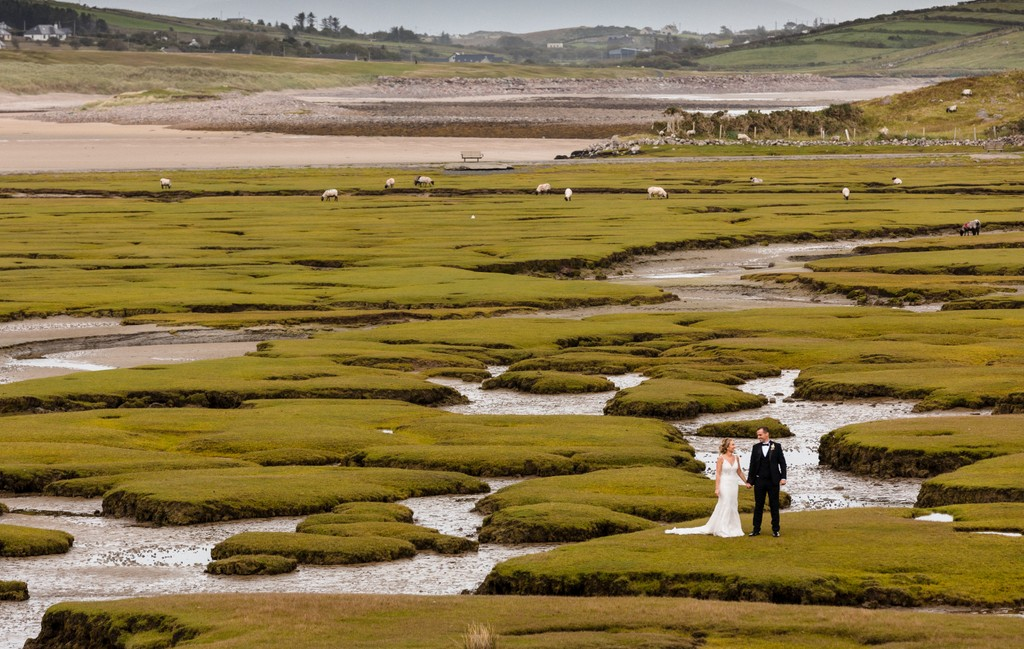 Mullaghmore Wedding Photographer