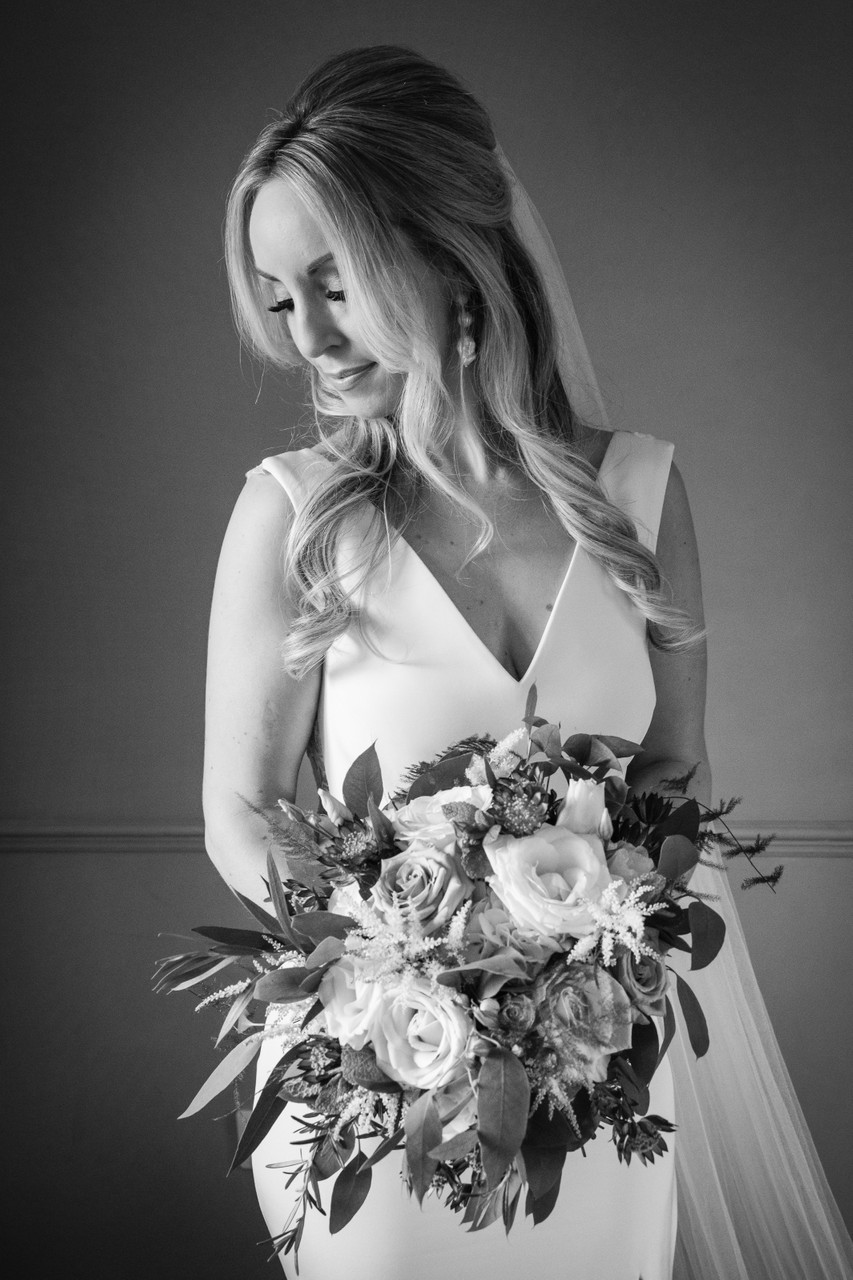 Bridal Portraits in Cork, Ireland