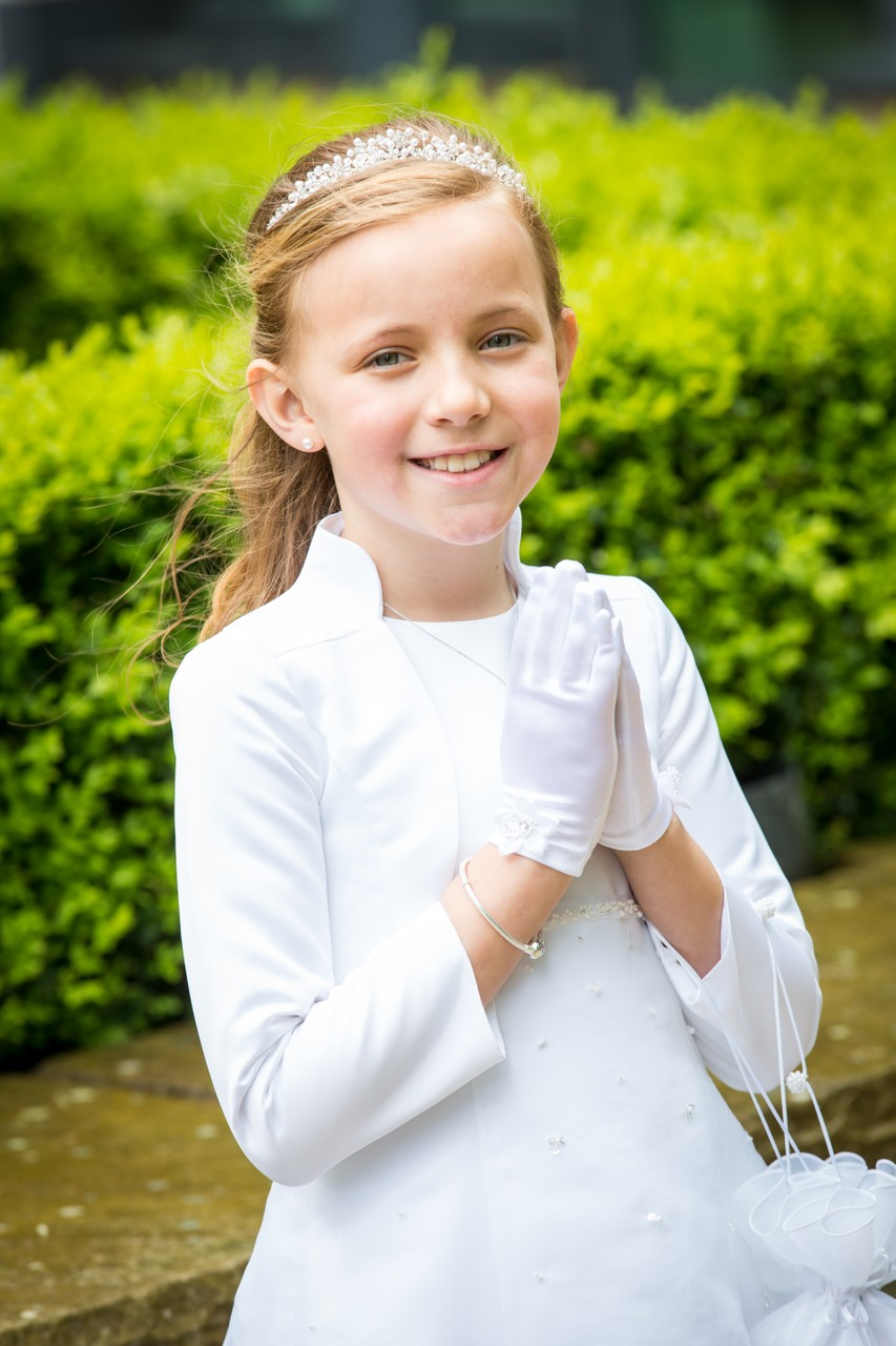 Fist Holy Communion Portraits in Athlone