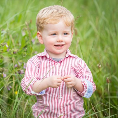 Children's Portrait Photography Athlone