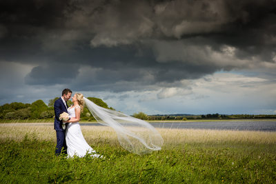 Athlone Wedding Photography by the Shannon River