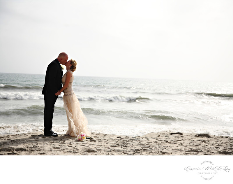 Carlsbad Beach Wedding Photography