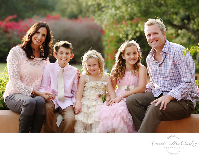 Rancho Santa Fe Family Photography