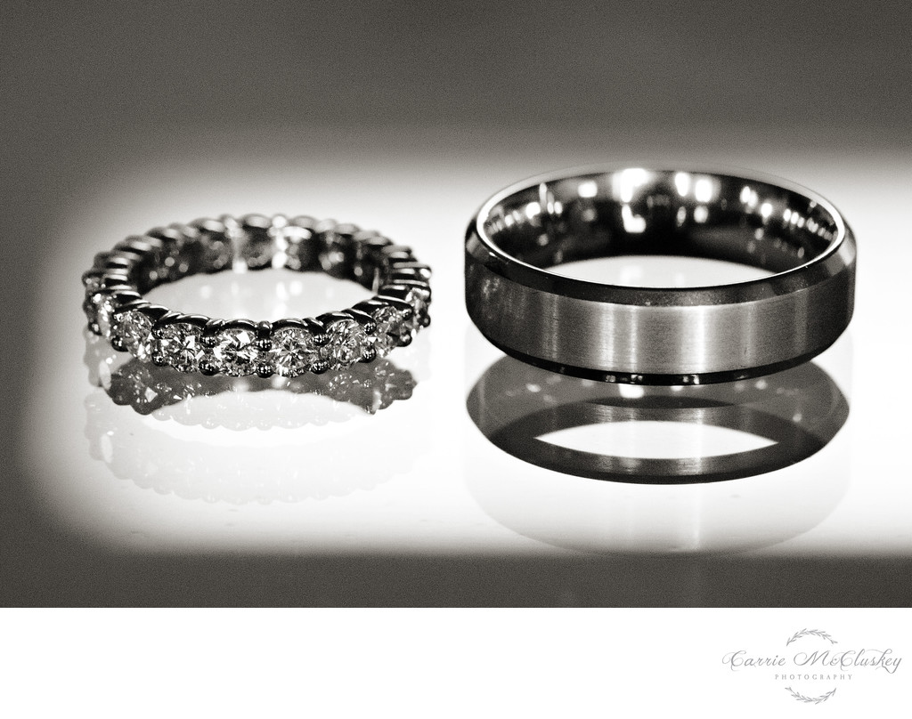 San Diego Wedding Rings Photography