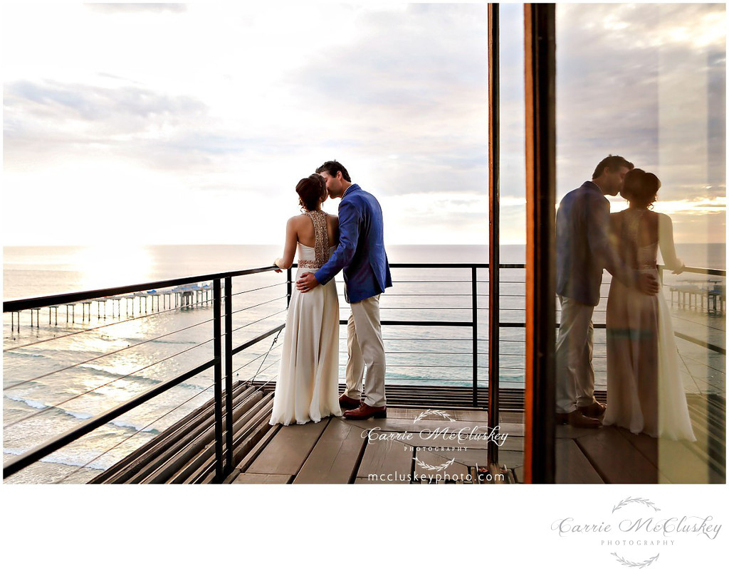 La Jolla UCSD Martin Johnson House Wedding