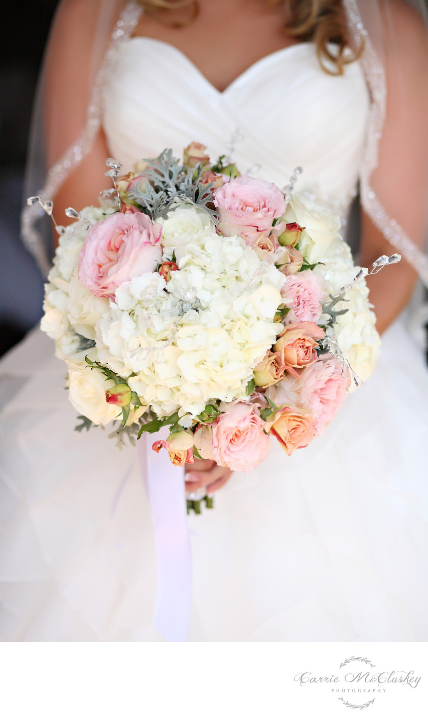 San Diego Wedding Bouquet Natural Rustic