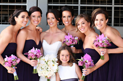 Carlsbad Crossings Bridesmaids