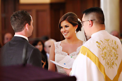 Best Catholic Ceremony Wedding Photographer