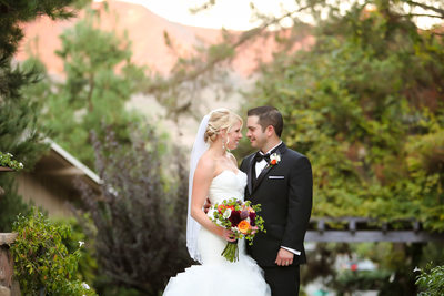 Best Pala Mesa Resort Wedding Photographer