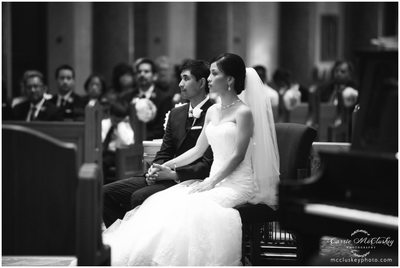 Catholic USD Immaculata San Diego Wedding